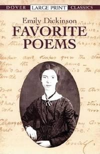 Favorite Poems (Dover Large Print Classics)