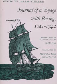 Journal of a Voyage with Bering, 1741-1742