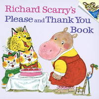 R SCARRYS PLEASE & THANK YOU BK 8X8