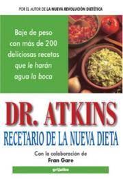 image of Recetario de la nueva dieta (Spanish Edition)