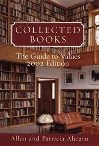 image of Collected Books: The Guide to Values 2002 Edition  * SIGNED *