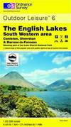 image of The English Lakes: South Western Area (Outdoor Leisure Maps)