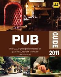 Aa 2011 Pub Guide (AA Lifestyle Guides)