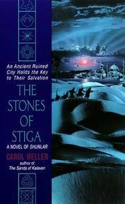 The Stones of Stiga:: A Novel of Shunlar (Shunlar Chronicles)