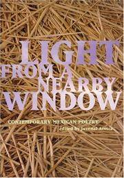 Light from a Nearby Window: Contemporary Mexican Poetry (Spanish Edition) by  Juvenal Acosta - Paperback - from Discover Books (SKU: 3202099876)