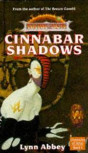 CINNABAR SHADOWS (Dark Sun Chronicles of Athas)
