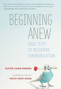 image of Beginning Anew: Four Steps to Restoring Communication