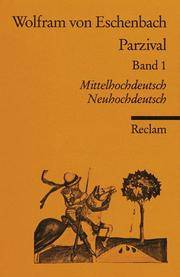 PARZIVAL VOLUME MITTELHOCHDEUT