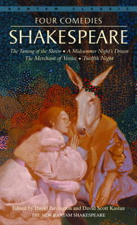 Four Comedies: The Taming of the Shrew, A Midsummer Night's Dream, The Merchant of Venice,...