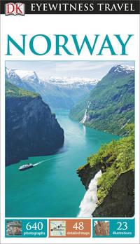 DK Eyewitness Travel Guide: Norway [Paperback] DK Publishing