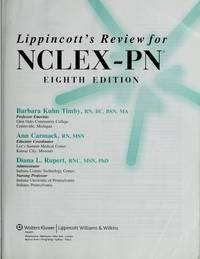 Lippincott's Review for NCLEX-PN? (Lippincott's State Board Review for Nclex-Pn)
