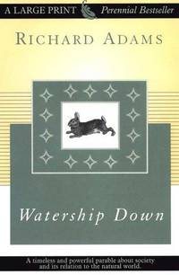 image of Watership Down (Perennial Bestseller Collection)