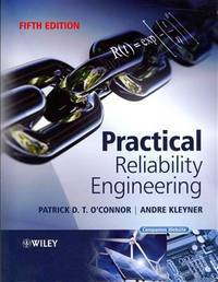 Practical Reliability Engineering by Patrick P. O'Connor - Paperback - 5th - from textbookforyou (SKU: 191)