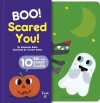 Boo! Scared You!: Includes 10 Big and Scary Flaps (Big Flaps (2)) by  Stephanie Babin - Hardcover - 2019-09-03 - from Richard J Park, Bookseller (SKU: MA2-408)