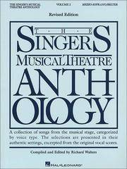 The Singer's Musical Theatre Anthology - Volume 2: Mezzo-Soprano/Belter Book Only...