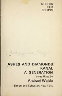 The Wajda Trilogy: Ashes and Diamonds, Kanal, A Generation