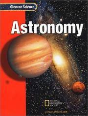 Astronomy: Course J (Glencoe Science)