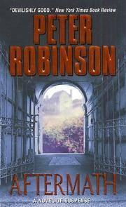 image of Aftermath: A Novel of Suspense (Inspector Banks Novels)