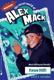 FROZEN STIFF! (THE SECRET WORLD OF ALEX MACK) NICKELODEON