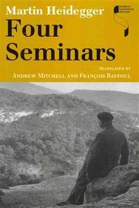 image of Four Seminars (Studies in Continental Thought (Paperback))