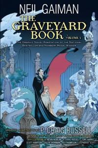 The Graveyard Book Graphic Novel: Volume 1