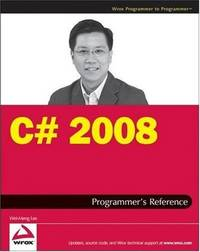 C# 2008 Programmers Reference