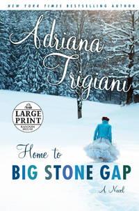 image of Home to Big Stone Gap: A Novel (Random House Large Print)