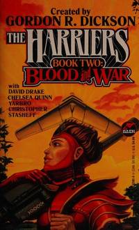 BLOOD AND WAR (The Harriers, Book 2)