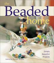 The Beaded Home  Simply Beautiful Projects