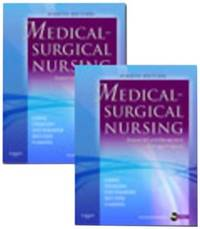 image of Medical-Surgical Nursing: Assessment and Management of Clinical Problems Volume 1 only 8th Edition