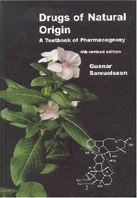 drugs of natural origin a textbook of pharmacognosy pdf