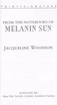 image of From The Notebooks Of Melanin Sun