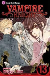 VAMPIRE KNIGHT TP VOL 13 (C: 1-0-1): Volume 13