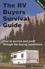 Rv Buyers Survival Guide Edition II