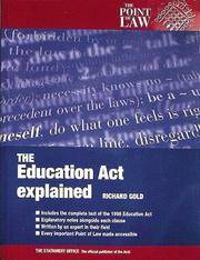The Education Act Explained