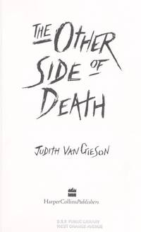 The Other Side of Death/a Novel of Suspense
