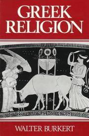 image of Greek Religion