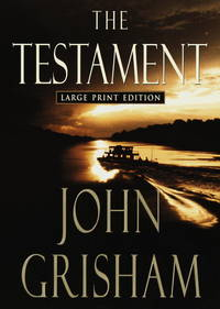 image of The Testament (Large Print Edition)