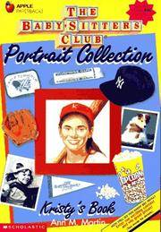 image of Kristy's Book (The Baby-Sitters Club Portrait Collection)
