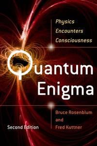 image of Quantum Enigma: Physics Encounters Consciousness