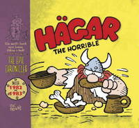 image of Hagar The Horrible : The Epic Chronicles - Dailies 1982-83