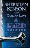Blood Trinity: Book 1 in the Belador Series by  Dianna  Sherrilyn;Love - Paperback - 2010 - from The Book Women and Biblio.com