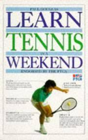image of Learn Tennis in a Weekend (Learn in a weekend)