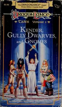 Kender, Gully Dwarves and Gnomes (volume 2) DragonLance Tales
