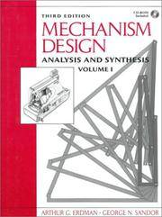 Mechanism Design: Analysis and Synthesis, Volume 1