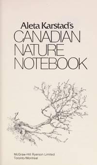 Aleta Karstad's Canadian Nature Notebook