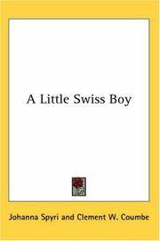 The Little Swiss Boy