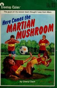 Here Comes the Martian Mushroom