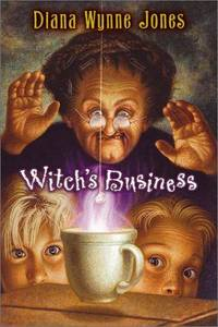 Witch's Business (prev. published as Wilkins' Tooth)
