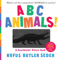 ABC ANIMALS SCANIMATION PICTURE BOOK